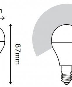 LED zarnice mere (3)