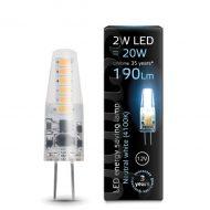 LED žarnica Gauss G4 2W 4100K