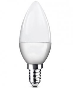 LED žarnica E14 5W Candle 3000K
