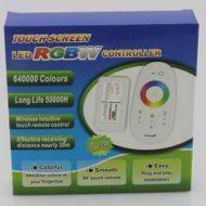 Daljinec za RGB+W LED trak - 4 kanali 2_600