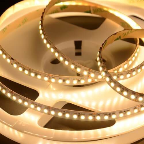 Profesionalni LED trak 15Wm 180LEDm 3000K IP20 CRI 90_95 24VDC