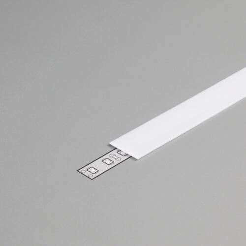Difuzor za ALU profil B, 2m, bel