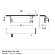 FLAT8_ending_with_hole_dimensions_500