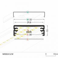 LED_profile_WIDE24_dimensions_500
