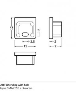 SMART10_ending_with_hole_dimensions_500