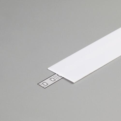 Difuzor za ALU profil G, 2m, bel