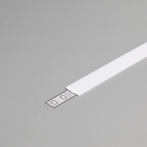Difuzor za ALU profil J, 2m, bel