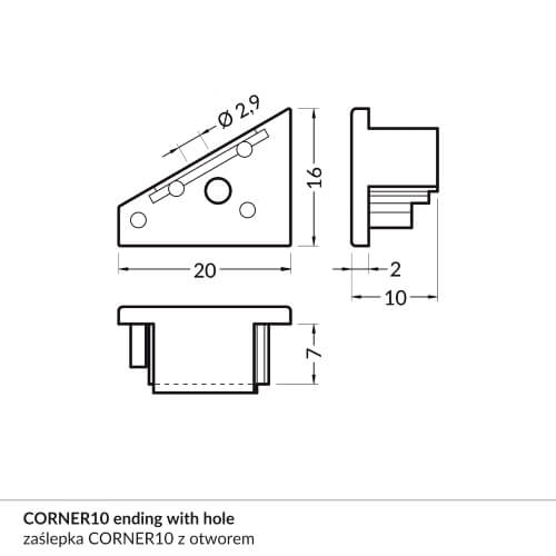 CORNER10_ending_with_hole_dimensions_500