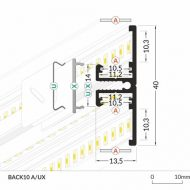 LED_profile_BACK10_dimensions_500