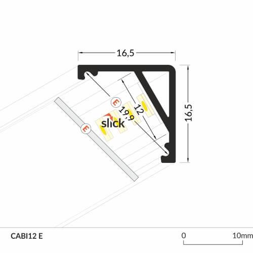 LED_profile_CABI12_dimensions_500