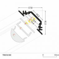 LED_profile_TRIO10_dimensions_500