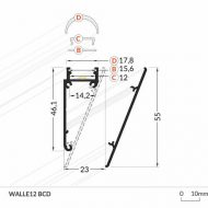 LED_profile_WALLE12_dimensions_500