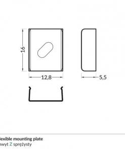 Z_flexible_mounting_plate_dimensions_500