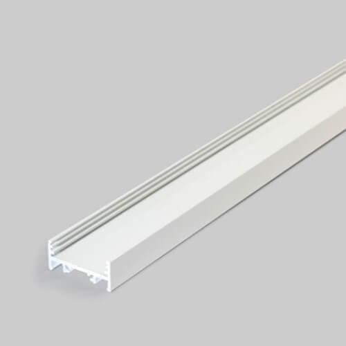 Alu LED profil VARIO30-01, bel