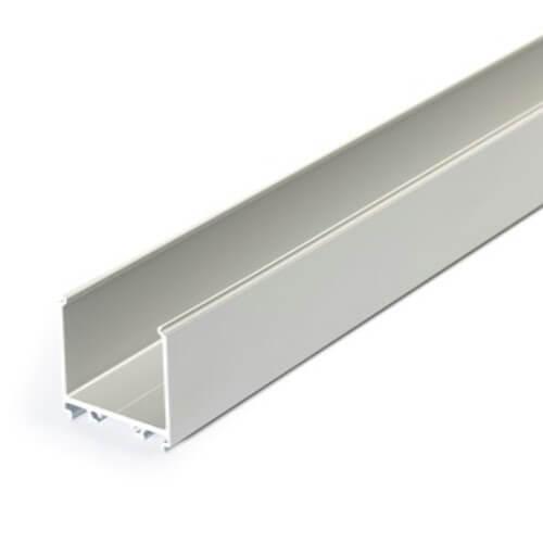 Alu profil za LED napajalnik VARIO30-08, eloksiran