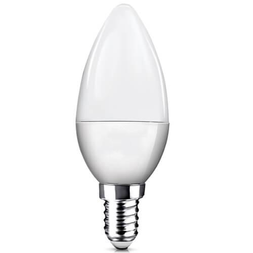 LED žarnica E14 5W Candle 3000K_bg