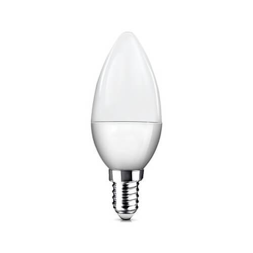 LED žarnica E14 5W Candle 4200K_bg