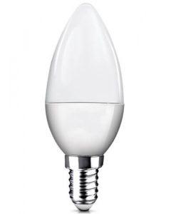 LED žarnica E14 7W Candle 3000K