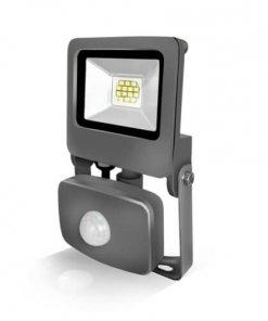 LED reflektor s senzorjem 10W IP65 4200K