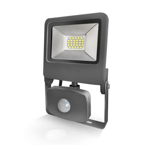 LED reflektor s senzorjem 50W IP65 4200K