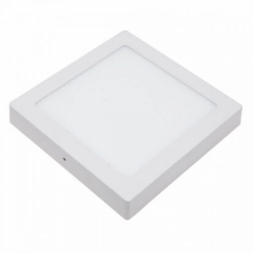 LED panel kvadratni nadgradni 24W, 3000K