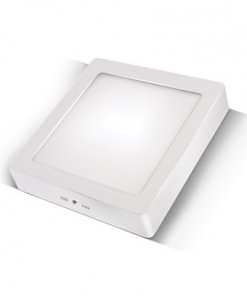 LED panel kvadratni nadgradni 6W, 3000K