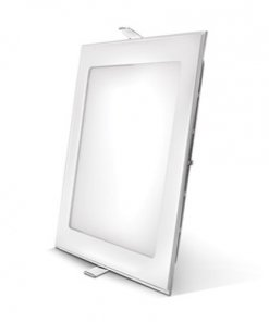 LED panel kvadratno vgradni 12W, 3000K