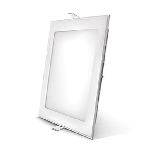 LED panel kvadratno vgradni 6W, 3000K