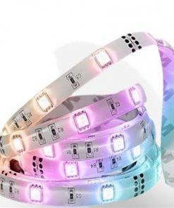 LED trak RGB 14,4W 60LED/m 12VDC IP54