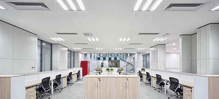 LED svetila za pisarno