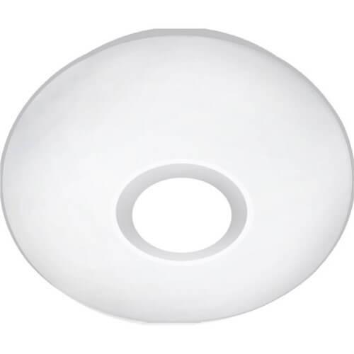 Sound stropna LED svetilka z zvočnikom 36W RGB, fi500mm