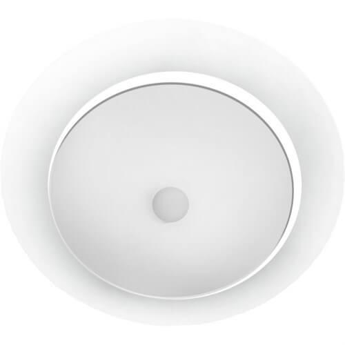 Sound stropna LED svetilka z zvočnikom LAMBARIO 48W RGB, fi650mm