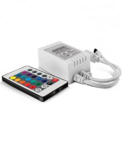 RGB LED krmilnik z daljincem