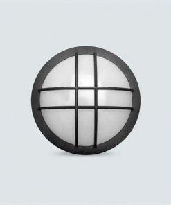 LED Plafonjera Bulkhead IP65, 18W, 4200K, siva